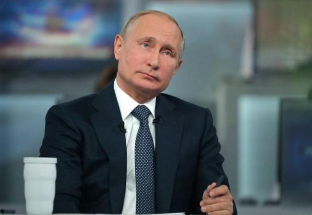 نگرانی پوتین در مورد ادلب