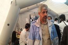 30هزار و 600هزار تخته چادر در مناطق زلزله زده استان کرمانشاه توزیع شد