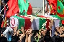 پیکر مطهر شهدای مرزبانی فردا در اردبیل تشییع میشود