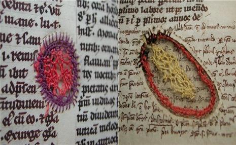هنر رفوگری کتاب ها در قرون وسطی چگونه بود؟ + تصاویر