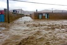 هشدار مدیریت بحران و هواشناسی کردستان نسبت به وقوع سیل