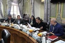 تاکید اعضای شورای شهر رشت بر نظارت در کاهش تخلفات ساختمانی