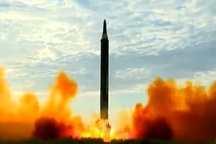 شیء نورانی در آسمان مربوط به آزمایش موشک بالستیک روسیه بود