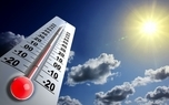 روند افزایش دما در خراسان رضوی