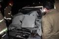 تصادف در جاده نهبندان - زاهدان 5 کشته برجا گذاشت