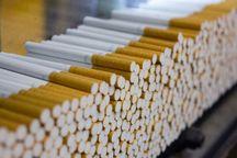 165 هزار نخ سیگار قاچاق درکرمانشاه کشف شد