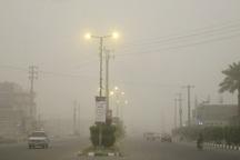 طوفان جاده زابل - زاهدان را مسدود کرد