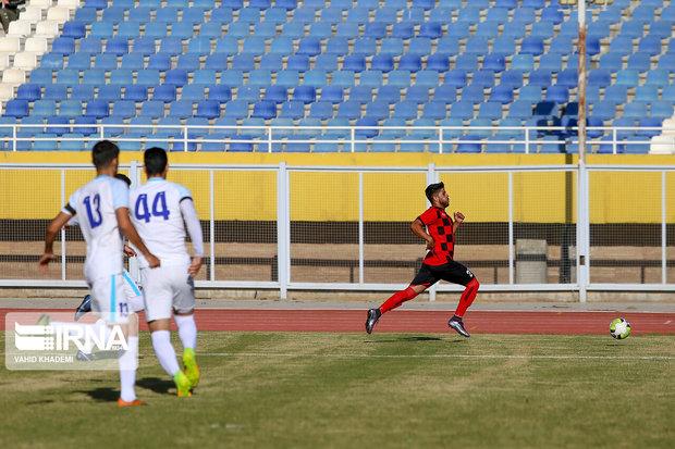 یک برد و یک تساوی برای نمایندگان خوزستان در لیگبرتر فوتبال جوانان