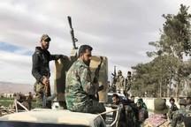 ارتش سوریه یک شهر را در شمال این کشور آزاد کرد