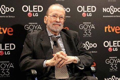 غول ژانر وحشت اسپانیا درگذشت