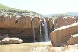 با اعتبار 1.4 میلیارد ریال مرمت پل افرینه و آبشار آغاز شد