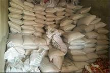 23 تن برنج قاچاق در کامیاران کشف شد