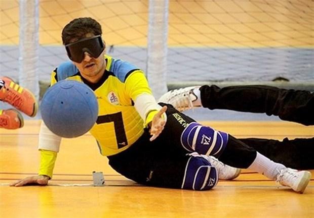 داور گلبال یزد به مسابقات پاراآسیایی جاکارتا دعوت شد