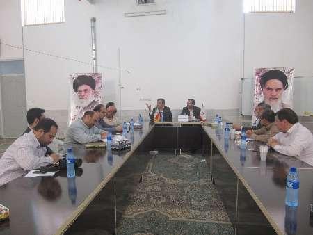 یک مسوول: ارائه خدمات فرهنگی، اولویت بنیاد شهید یزد است