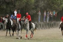 نخستین جشنواره چوگان گیلان در تالش برگزار شد