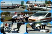 چهار کشته و 15 مصدوم در حوادث رانندگی قم