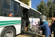 اختصاص 10 دستگاه اتوبوس مدیریت شهری ویژه سالمندان