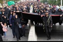 حماسه عشق و ایمان حسینی در کربلای ایران