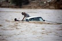 اقدامات دولت برای سیلزدگان گلستان