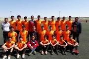 فوتبال  دسته یک نوجوانان کشور  توقف فولاد یزد دربرابر پیام اصفهان