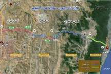 عملیات اجرایی ساخت قطعه 2 آزاد راه تهران - شمال آغاز شد