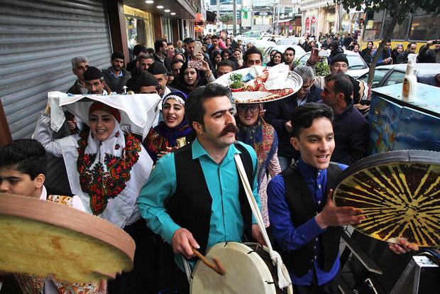 بازگشت گردشگران به شهر های سیل زده مازندران