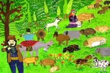 کسب 4 دیپلم افتخار مسابقه نقاشی کره جنوبی توسط کودکان آذربایجان غربی