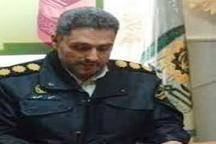 سارق حرفه ای منزل در ارومیه دستگیر شد