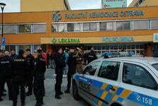 تیراندازی در بیمارستانی در جمهوری چک و کشته شدن 6 تن