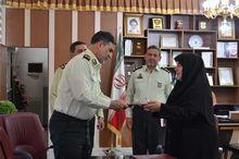 امضای تفاهمنامه میان کانون پرورش فکری و پلیس کرمانشاه