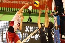 مازندران با 5 تیم درلیگ دسته یک والیبال کشور شرکت کرد