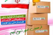 حمایت مضاعف از تولید ملی با توسعه صادرات کالای ایرانی