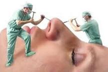 جراحی زیبایی عبور از لبه تیغ