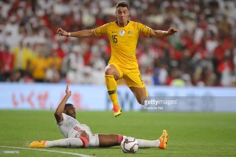 حذف استرالیا توسط میزبان/ امارات، مدافع عنوان قهرمانی را کنار زد و به قطر رسید