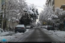 برف آمد، اما چرا هوای تهران آلوده تر شد؟