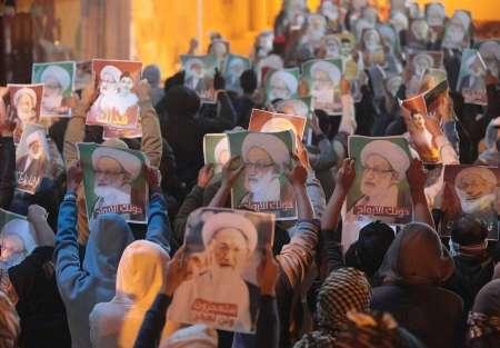 شمار بازداشت شدگان اطراف خانه رهبر شیعیان بحرین به 286 نفر رسید