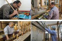 سه میلیارد ریال تسهیلات در اختیار هنرمندان صنایع دستی قرار گرفت
