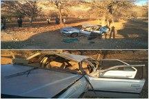 سه سانحه رانندگی در کهگیلویه و بویراحمد 17 مصدوم برجای گذاشت