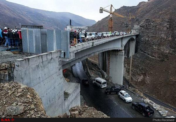 نماینده مجلس : بهرهبرداری از آزاد راه تا 3 سال دیگر   طول مسیر 110 کیلومتر