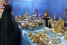 گشایش نمایشگاه سوغات و صنایع دستی در تربت حیدریه