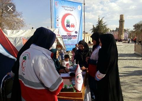 آمادگی 30 پایگاه امداد ونجات هلال احمر آذربایجان غربی در نوروز ۹۸