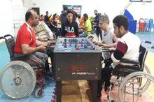 برترین های فوتبال دستی جانبازان بوشهر معرفی شدند