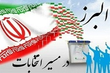 کمیته پشتیبانی ستاد انتخابات استان البرز تشکیل جلسه داد