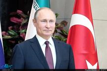 پوتین: پیشبینی بازار جهانی نفت بعد از تصمیم اخیر ضد ایرانی ترامپ، دشوار است