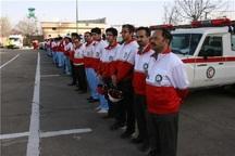 31 مسافر حادثه دیده در آذربایجان غربی امدادرسانی شدند