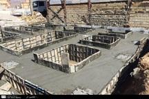 400 واحد مسکونی زلزله زدگان تا اردیبهشت تکمیل می شود