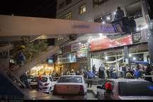 231 هزار لامپ ریسه های نورانی در شیراز جمع آوری شد
