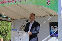 خون پاک شهیدان ریشه بدخواهان نظام اسلامی را می خشکاند
