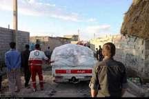 امدادرسانی هلال احمر به بیش از 17 هزار سیل زده آذربایجان غربی