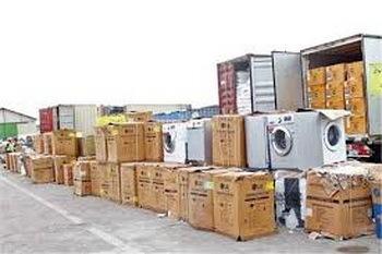 30 میلیارد ریال کالای قاچاق از یک انبار در شیراز کشف شد